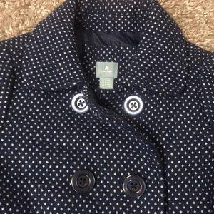 GAP Jackets & Coats - Polka dot Babygirl Coat